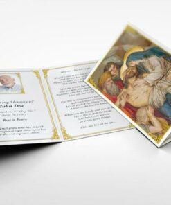 Memorial Card Resurrection